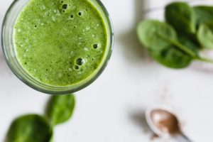 Broccoli, Spinach and Parsley Protein Juice