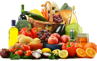 nutritious healthy foods