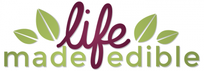Life Made Edible Logo